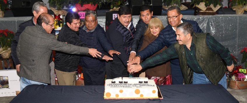 Festejos del 53 Anv. Cooperativa Cuauhtémoc, S.C.L.